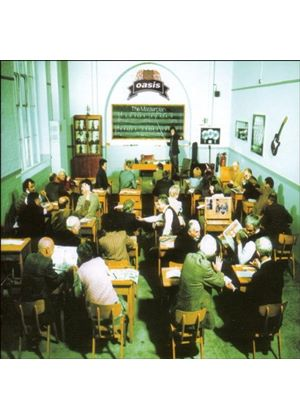 Oasis - Masterplan (Music CD)