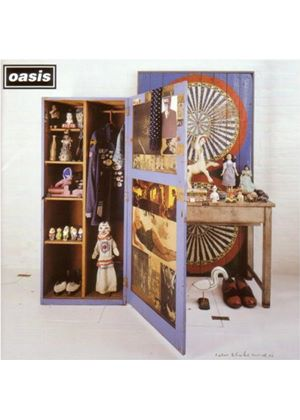 Oasis - Stop The Clocks (Best of) (2 CD) (Music CD)