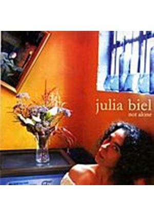 Julia Biel - Not Alone (Music CD)