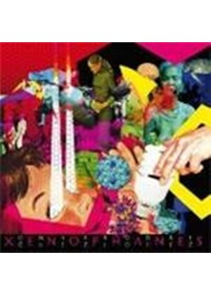 Omar Rodriguez-Lopez - Xenophanes (Music CD)
