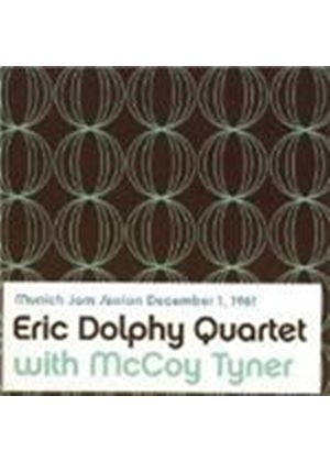 Eric Dolphy - Munich Jam Session (December 1st 1961)
