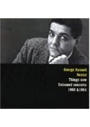 George Russell Sextet - THINGS NEW UNISSUED CONCERTS