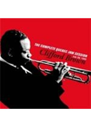 Clifford Brown - Complete Quebec Jam Session (28th July 1955) (Music CD)