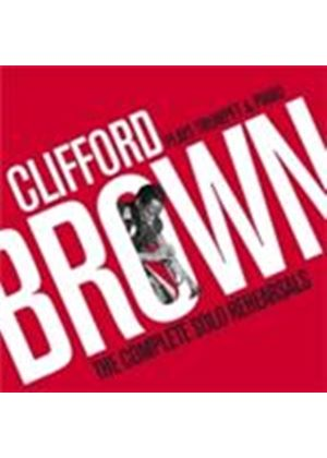 Clifford Brown - Complete Solo Rehearsals (Live) (Music CD)