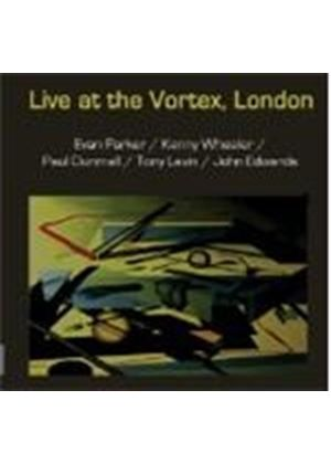 Chad Edwards - Live at the Vortex, London (Music CD)