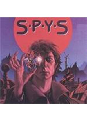 Spys - Spys/Behind Enemy Lines (Music CD)