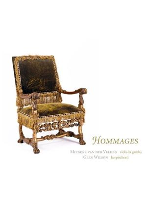 Hommages (Music CD)