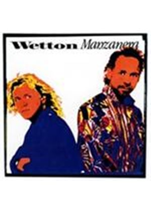 John Wetton - Wetton/Manzanera (Music CD)