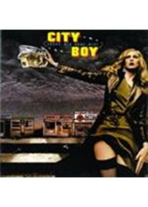 City Boy - Young Men Gone West (Music CD)