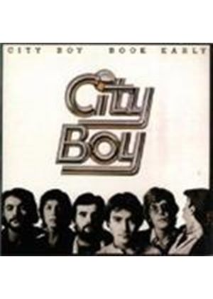 City Boy - Book Early (Music CD)