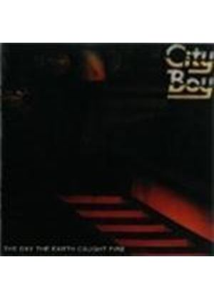City Boy - Day The Earth Caught Fire, The (Music CD)