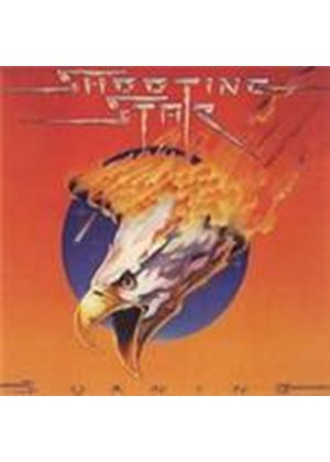 Shooting Star - Burning (Music CD)