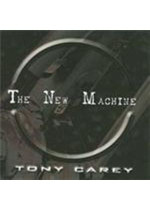 Tony Carey - New Machine, The (Music CD)