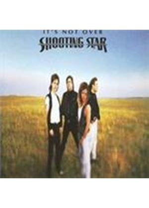 Shooting Star - It's Not Over (Music CD)