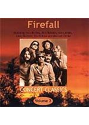 Firefall - Alive In America (Concert Classics) (Music CD)