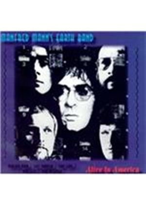 Manfred Mann - Alive in America (Live Recording) (Music CD)