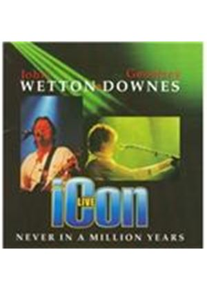 Geoffrey Downes - Never in a Million Years (Music CD)