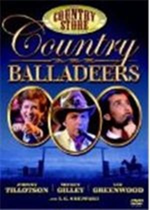 Countrystore Presents - Country Balladeers (Various Artists)