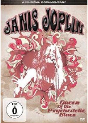 Janis Joplin - Overdose of Life (A Musical Documentary/+DVD)