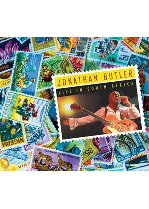 Jonathan Butler - Live In South Africa [US Import]