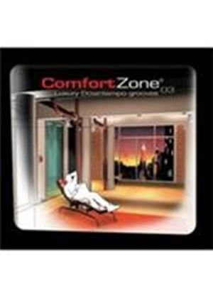 Various Artists - Comfort Zone Vol.3 (Music CD)