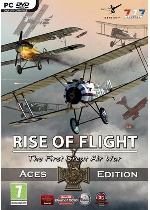 Rise of Flight - Aces Edition (PC)