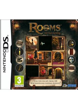 Rooms - The Main Building (Nintendo DS)