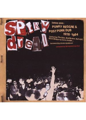 Various Artists - Spiky Dread (Issue 1) (Music CD)