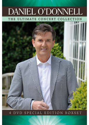 Daniel O'Donnell The Ultimate Concert Collection
