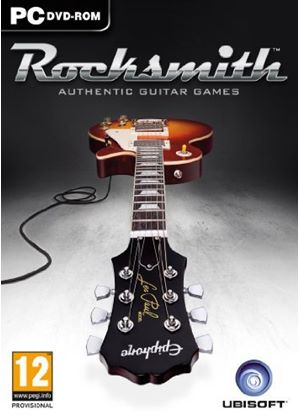 Rocksmith - includes Real Tone Cable (PC DVD)
