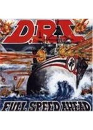 D.r.i. - Full Speed Ahead (Music Cd)