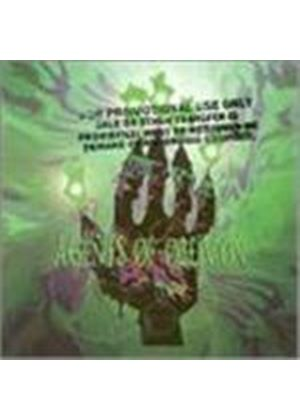 Agents Of Oblivion - S / T (Music Cd)