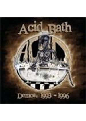 Acid Bath - Demos 1993-1996 (Music Cd)