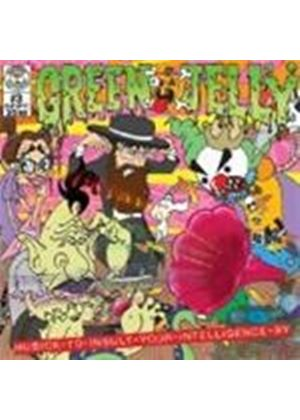 Green Jelly - Musick To Insult Your Intelligence (Music CD)