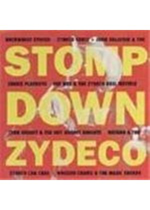 Various Artists - Stomp Down Zydeco