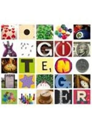 Ginger - Ten (Music CD)