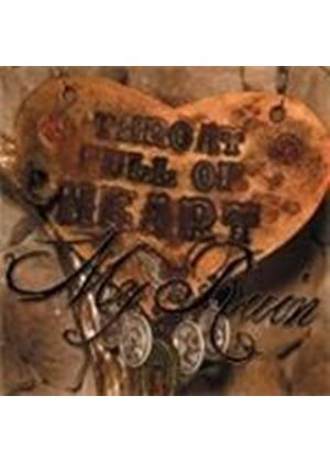 My Ruin - Throat Full Of Heart [CD + DVD] (Music CD)