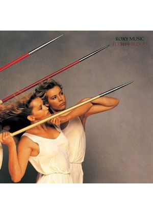Roxy Music - Flesh And Blood (Music CD)