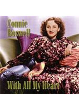 Connie Boswell - With All My Heart (Music CD)