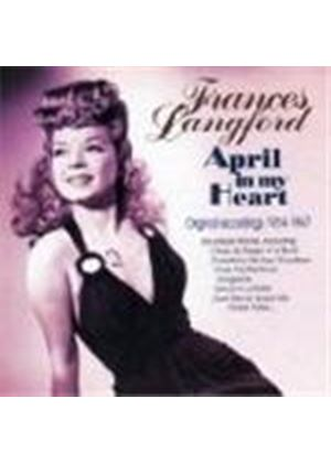 FRANCES LANGFORD - April In My Heart