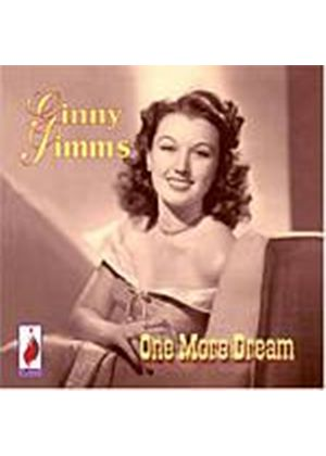 Ginny Simms - One More Dream (Music CD)