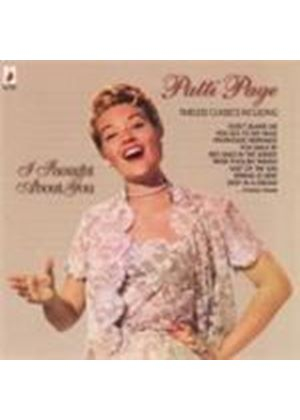 Patti Page - I THOUGHT ABOUT YOU