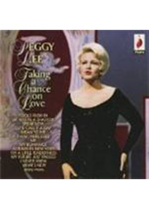 Peggy Lee - Taking A Chance On Love