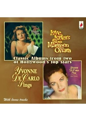 Maureen O'Hara/Yvonne DeCarlo - Love Letters From Maureen O'Hara/Yvonne DeCarlo Sings