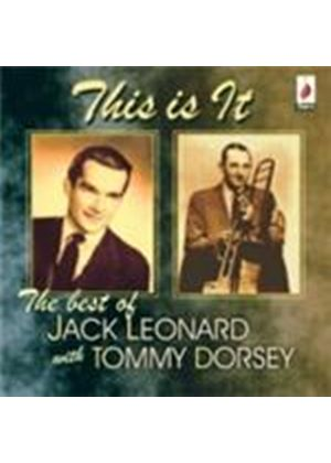 Jack Leonard & Tommy Dorsey - This Is It (Music CD)