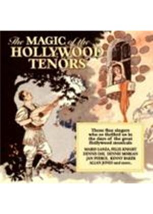 Various Artists - Magic Of The Hollywood Tenors, The (Music CD)