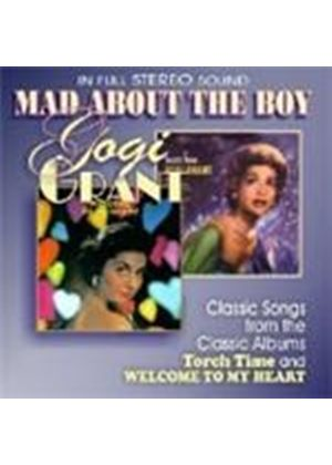 Gogi Grant - Mad About The Boy (Music CD)