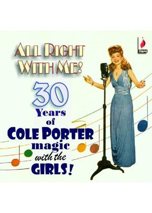 Various Artists - All Right With Me (30 Years Of Cole Porter Magic) (Music CD)