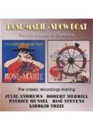 Various Artists - Show Boat/Rose-Marie (Music CD)