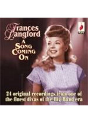 Frances Langford - Song Coming On, A (Music CD)